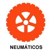 icono de servicios de neumaticos