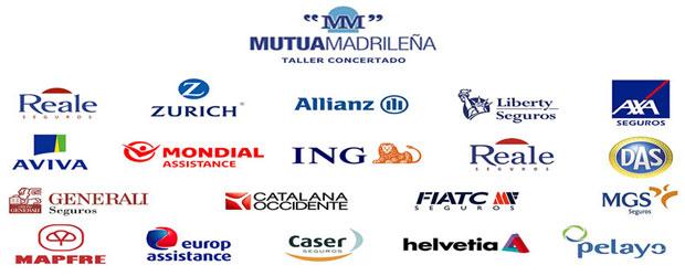 logos de las compañias de seguros
