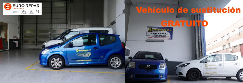 coche sustitucion gratuito
